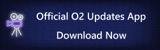 Download Official O2 Updates App